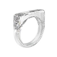 22. sir jony ive and marc newson | the (red) diamond ring, a diamond foundry® created diamond