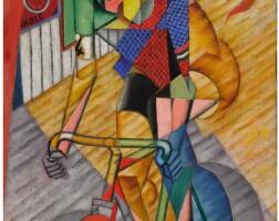 5. 讓・梅金傑 | 《單車騎手》