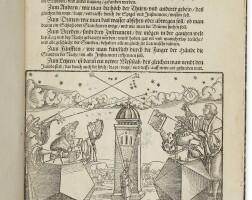10. apianus, petrus. instrument buch... ingolstadt: [peter & georg apian], 1533