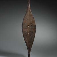 4. a broad shield, murray river, south eastern australia 19th century |