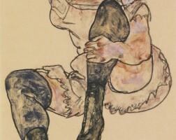66. Egon Schiele