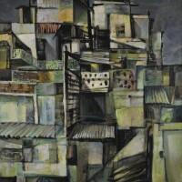 8. bikash bhattacharjee | untitled (rooftops)