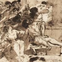 143. Giovanni Francesco Barbieri, called Il Guercino
