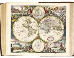 48. de wit, frederick. [composite atlas]. amsterdam, [c.1680-1686]