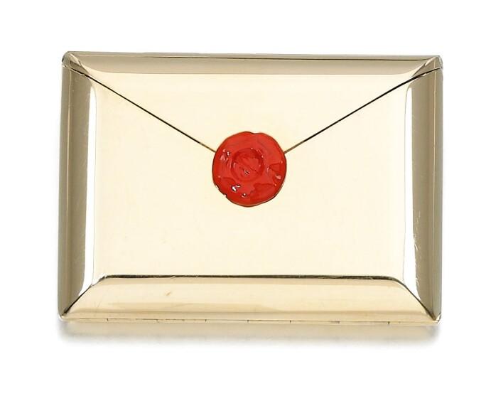 Enamel travel watch, Paul Flato, 1940s Estimate £5,000-7,000.