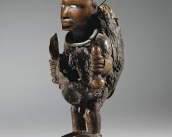 11. statuette, bembe, république du congo