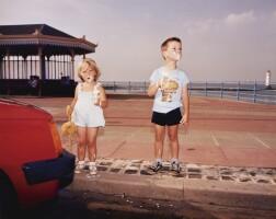 519. martin parr | new brighton, merseyside, from'the last resort', 1983-1986