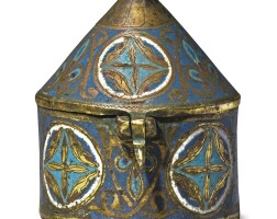 13. french, limoges, 13th century