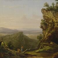 38. thomas cole   indians viewing landscape
