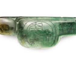 6. cuiller cérémonielle en jadeculture olmèquepréclassique moyen, 900-600 av. j.-c. |