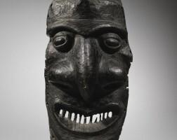 10. masque, kanak, nouvelle-calédonie