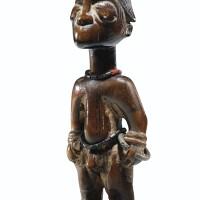 78. statuette ibeji, yoruba, nigeria