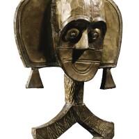 13. kota-ndassa reliquary figure, gabon |