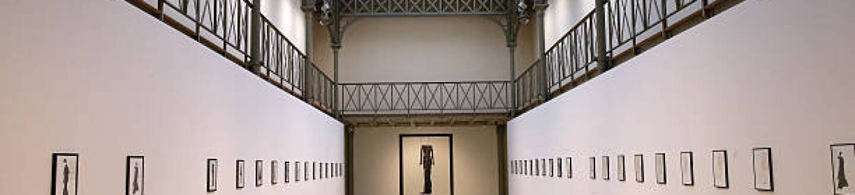 Inside the Azzedine Alaïa Gallery