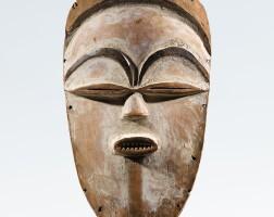 78. masque, vuvi, gabon |
