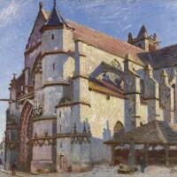 18. Alfred Sisley