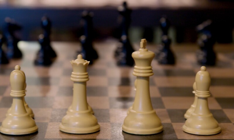 How David DeLucia Built a Chess Collection Unlike Any Other