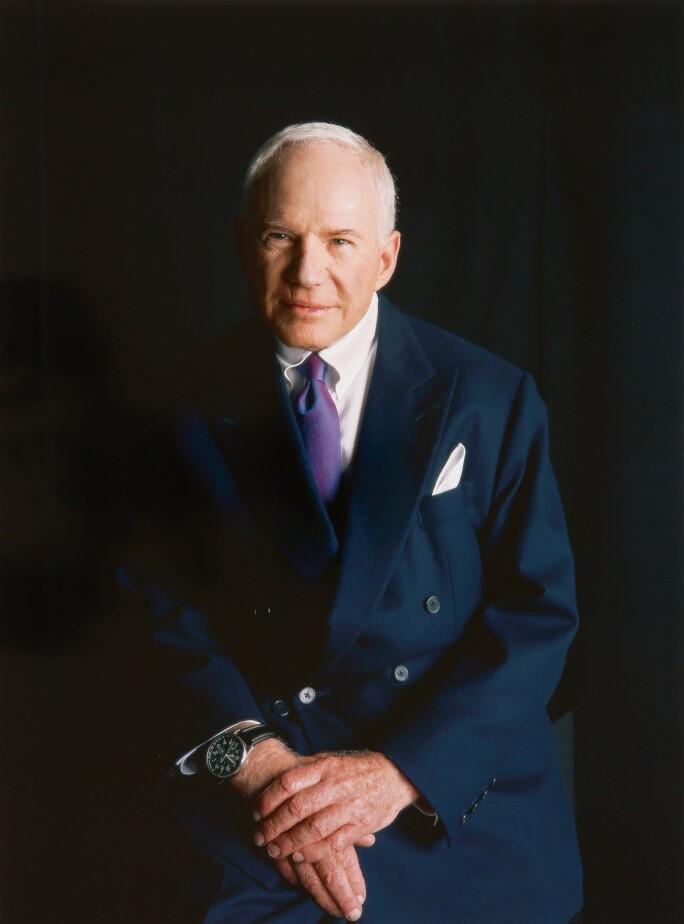 A Portrait of Art Collector and Philanthropist David Teiger