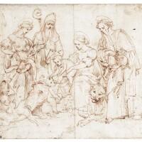 106. tuscan school, 16th century