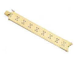 232. diamond bracelet