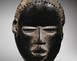 19. masque, dan mano, côte d'ivoire |