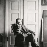 Vilhelm Hammershoi portrait