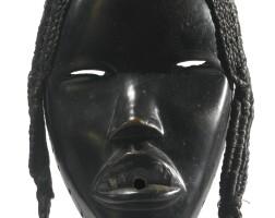 16. dan mask, ivory coast or liberia
