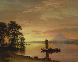 34. Albert Bierstadt