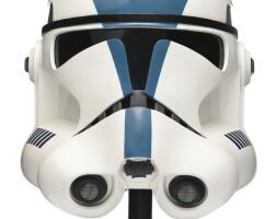 15. star wars revenge of the sith special ops trooper helmet, master replicas, 2005