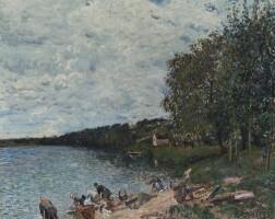 36. Alfred Sisley