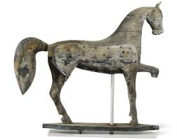 1208. prancing horseattributed to j. whitticker | prancing horseattributed to j. whitticker