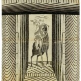 Untitled (Horse and Rider with Frieze)