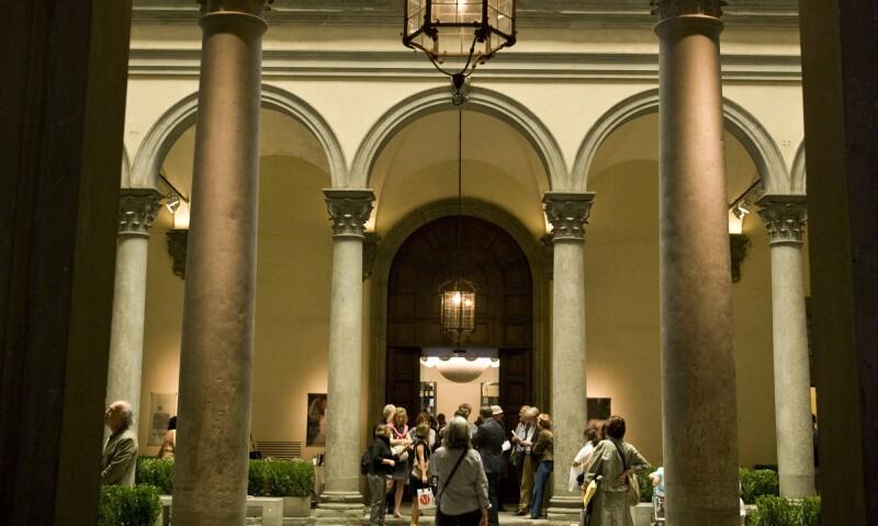 Interior, Palazzo Strozzi