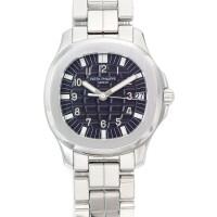 2. 百達翡麗(patek philippe) | 5065/1a-001型號「aquanaut」精鋼腕錶備日期顯示,1999年製。