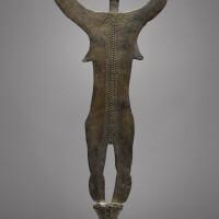 113. nkundu, konda, or lia paradeknife, democratic republic of the congo