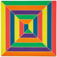 115. Frank Stella