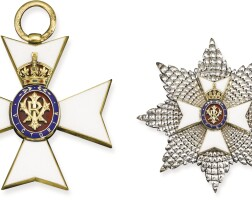 32. great britain, the royal victorian order  