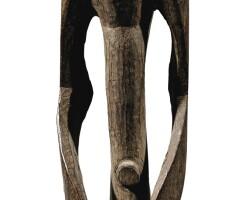 238. statue, mumuye, nigeria  