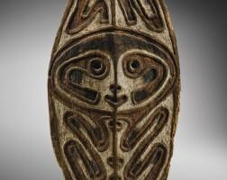 14. planche votivegope, wapo, golfe de papouasie, papouasie-nouvelle-guinée  