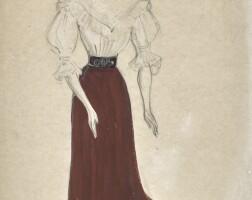 11. Motley (Margaret Harris, Sophie Harris and Elizabeth Montgomery Wilmot)