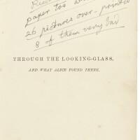 "32. Charles Lutwidge Dodgson [""Lewis Carroll""]"