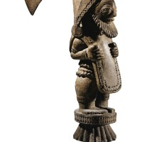 229. hache, yoruba, nigeria  