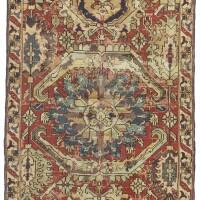 3. a karabagh fragmentary transitional 'blossom' carpet, south caucasus |