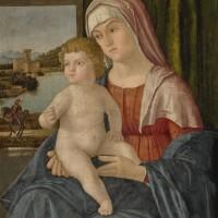 6. 維托雷‧卡帕奇歐 | 《聖母與聖嬰》