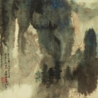 694. Zhang Daqian (Chang Dai-chien)