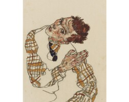 3. Egon Schiele