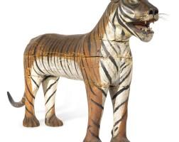 "1227. standing tigeraugustus ""gus"" wilson(1864-1950) | standing tigeraugustus ""gus"" wilson(1864-1950)"