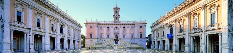Musei Capitolini, Piazza del Campidoglio