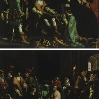 17. 荷蘭畫派,十六世紀末或十七世紀初