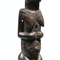7. statue, dondo-kamba, république du congo